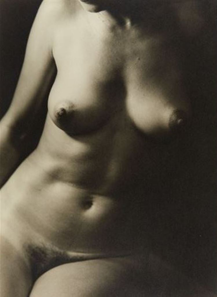 Blanc & Demilly. Nu 1940-1949. Via artnet