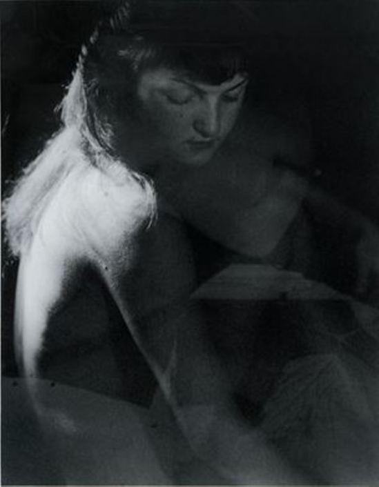 Blanc & Demilly. Nu 1945-1950. Via artnet