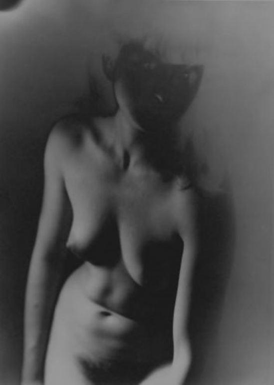 Blanc & Demilly. Nu solarisé 1930s. Via joelsorokagallery