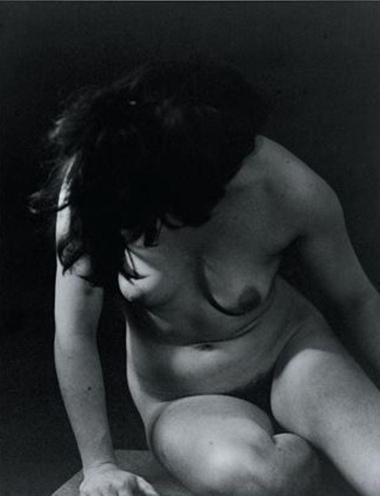Blanc & Demilly3. Nu 1950. Via artnet