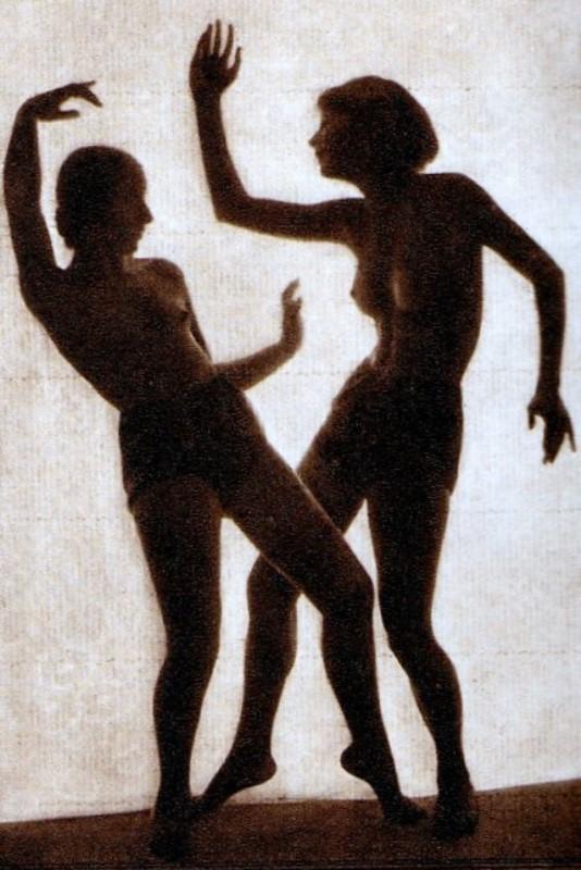 Ecole de danse d'Ellinor Tordis, Wien 1925. Via tanzat