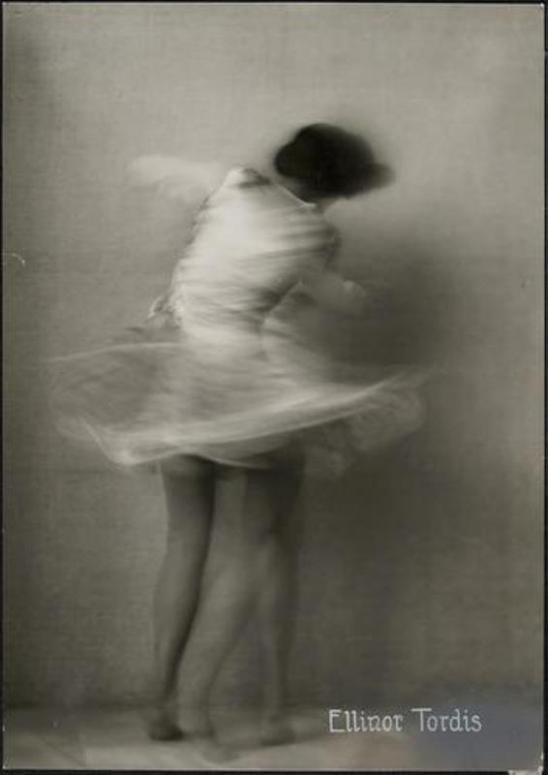 Grete Kolliner. Ellinor Tordis 1928 ®Theatermusuem