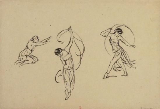 Jules Chadel1. Isadora duncan 1937