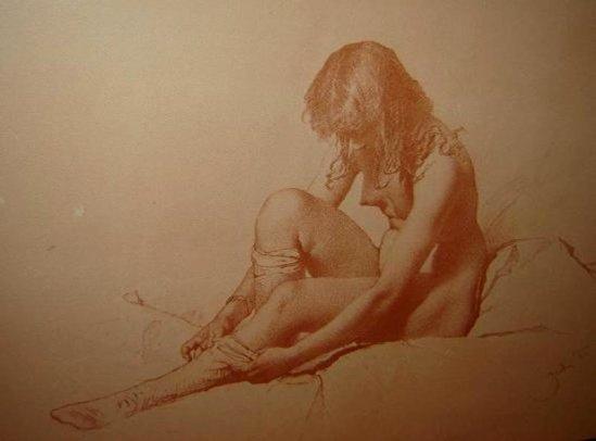 mihaly-zichy-1827-1906-etude-de-femme