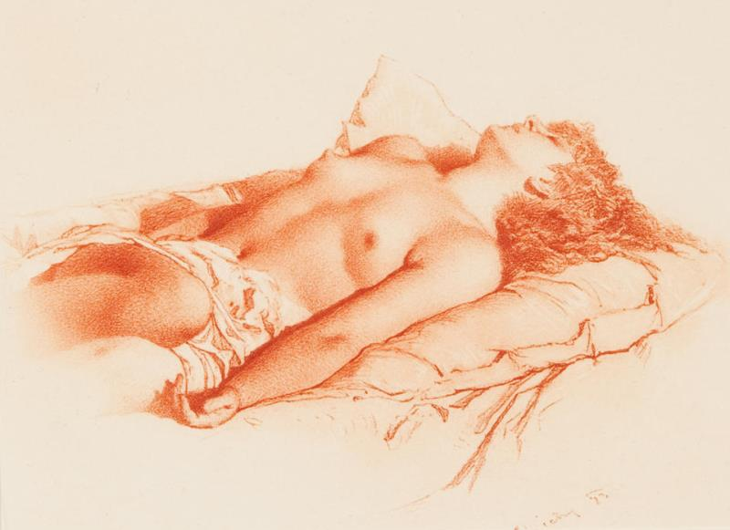 mihaly-zichy-1827-1906-reclining-nude1