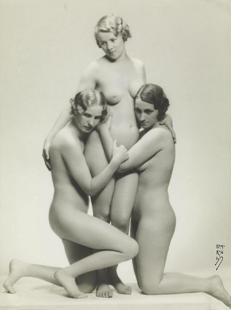 Moise Benkow (1892-1952). Grief 1933. Via modernamuseet.png