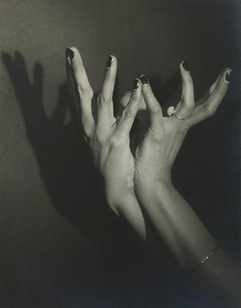 Moise Benkow (1892-1952). Hands 1935. Via modernamuseet
