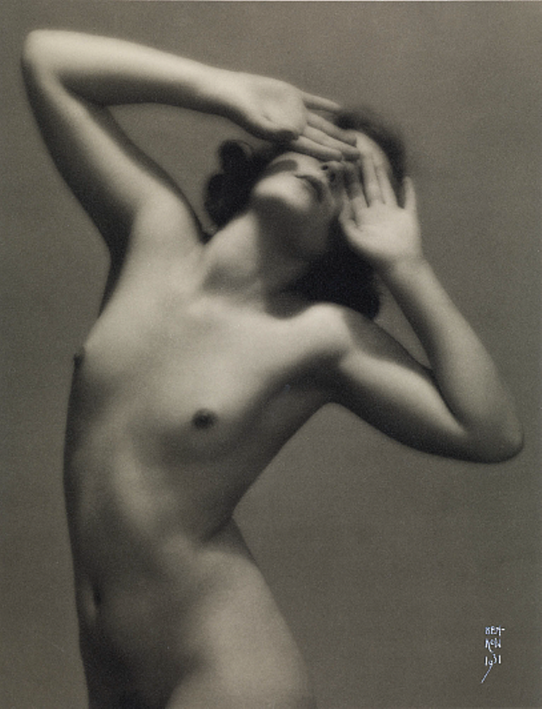 Moise Benkow (1892-1952). Torso no 13 1931. Via modernamuseet.png