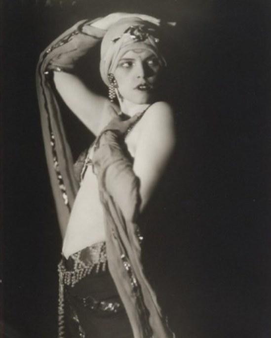 Orval Hixon. Janette Hackett 1920