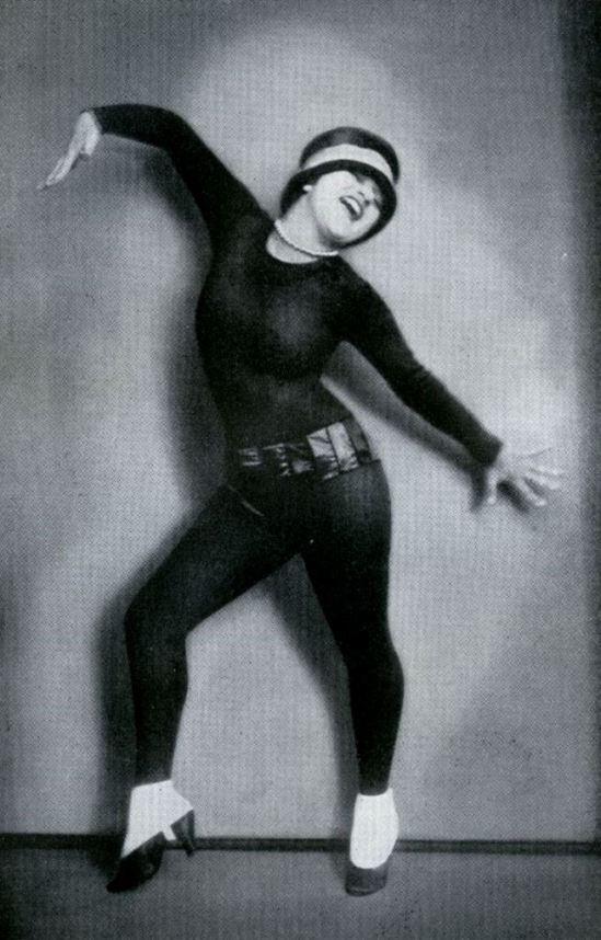Valeska Gert, Berlin 1927. Via pinterest