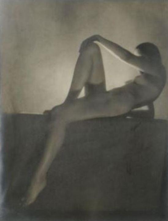 Bernard Leedham. Nude study 1930. Via wombells