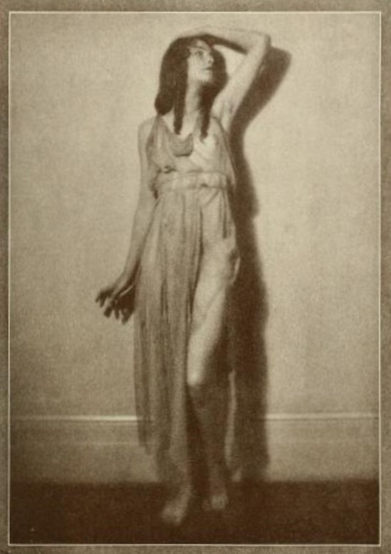 From the book 10 Dancing with Helen Moller 1918