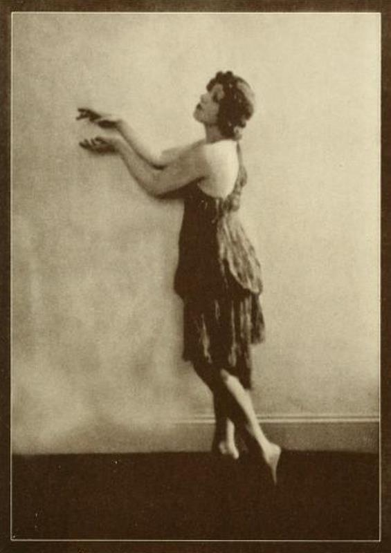 From the book 17 Dancing with Helen Moller 1918