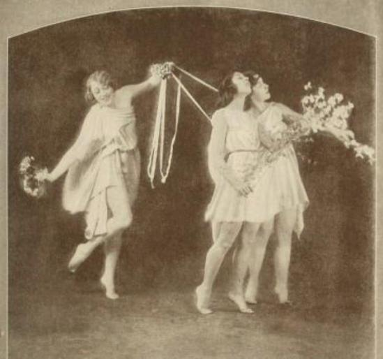From the book 7 Dancing with Helen Moller 1918