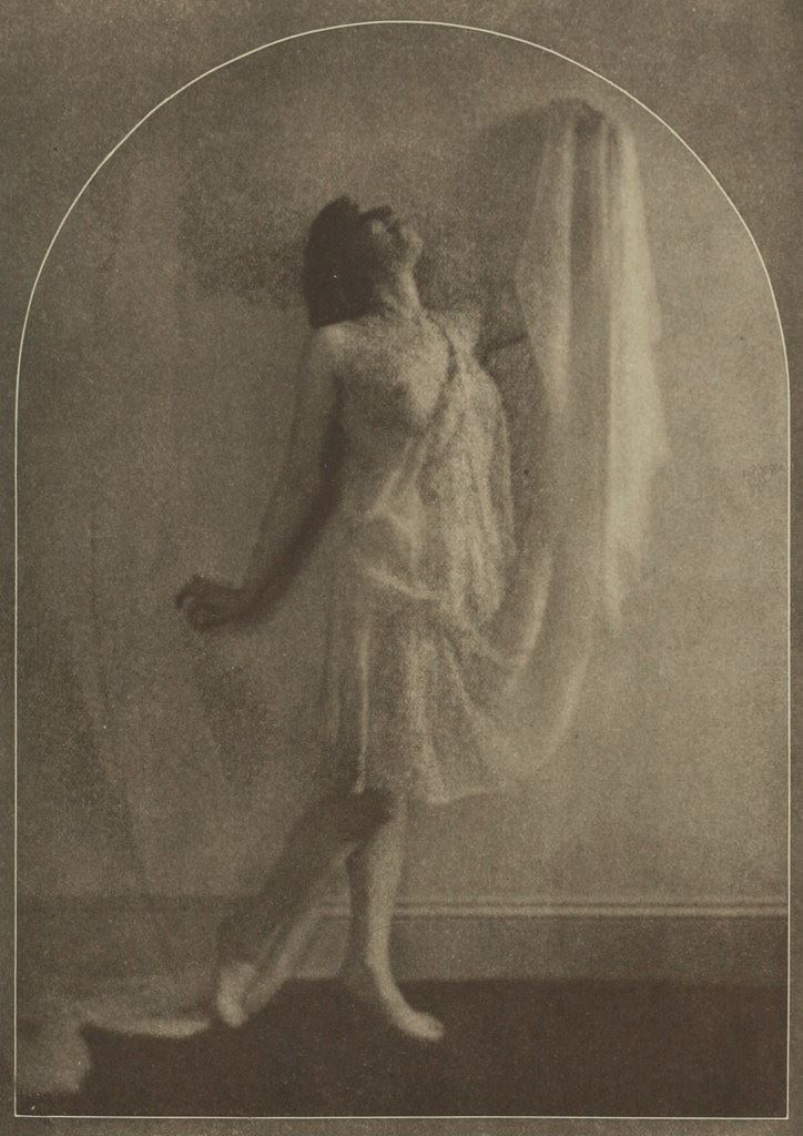 From the book1 Dancing with Helen Moller 1918