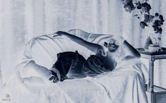 Jean Angelou. 2 Glass négative photo vers 1900