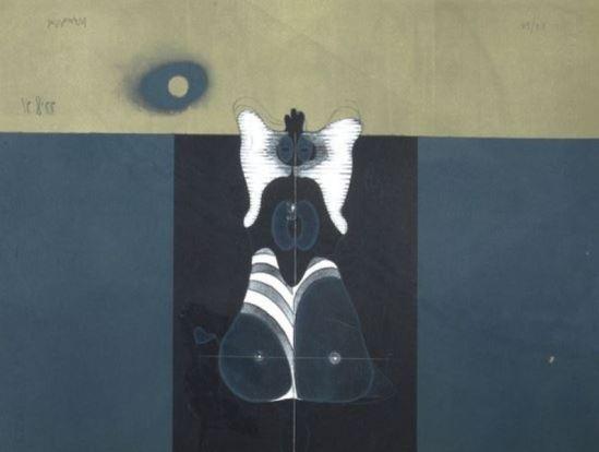 Paul Wunderlich. Torso 1966