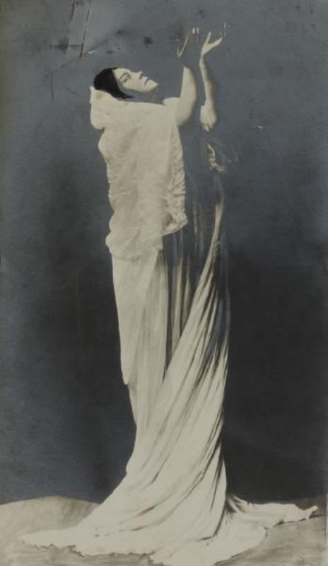 Isabey et divers. Loïe Fuller 1910
