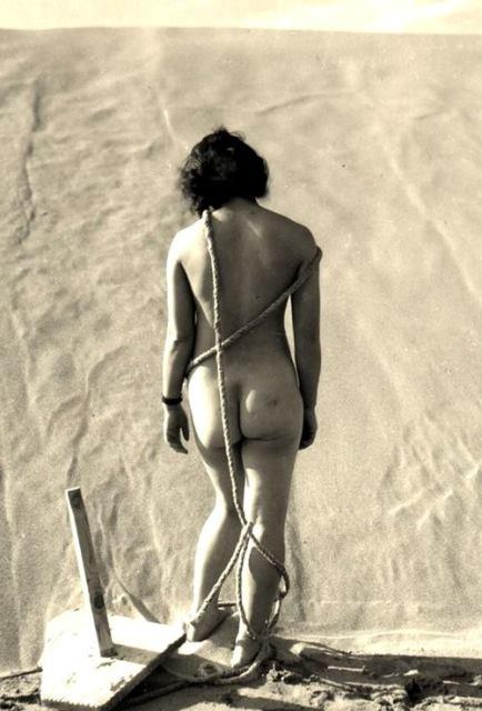Kansuke Yamamoto. Sans Titre 1938 ©Toshio Yamamoto